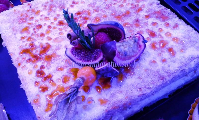 Millefeuille pâte feuilleté